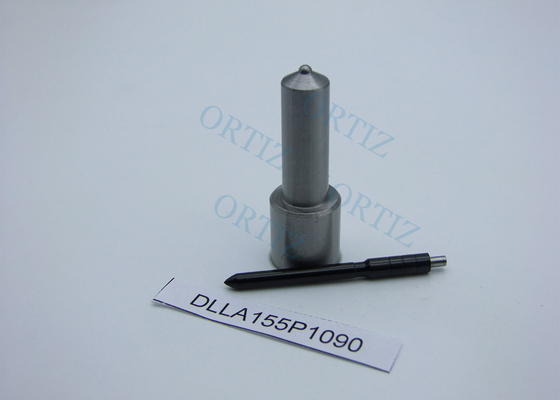0 . 185MM Hole Engine Spare Parts , Durable Diesel Injector Nozzle DLLA155P1090