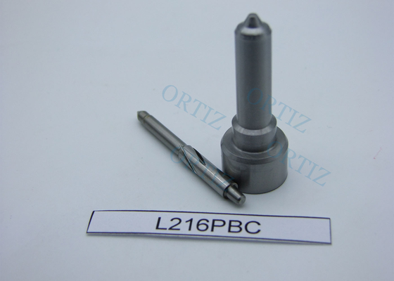High Pressure DELPHI Injector Nozzle Silvery Needle Color 40G L216 PBC