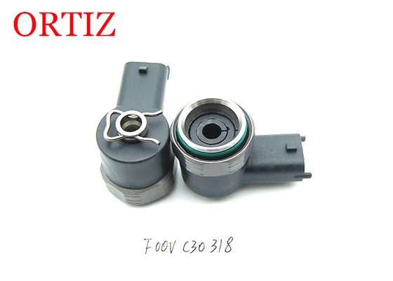 High Performance BOSCH Injector Parts Solenoid Type Black Color F00VC30318